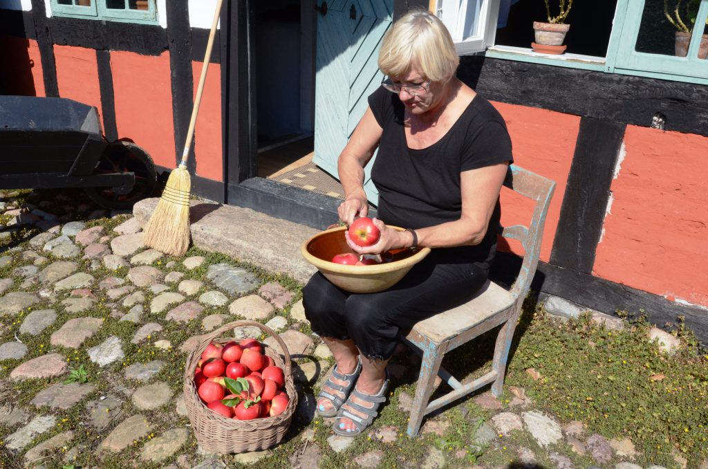 Æblefestival Thurup Hus